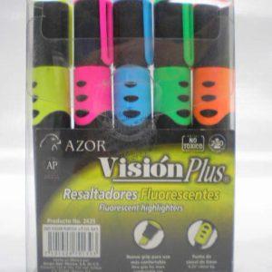 I-AZ195-035-NXTX VISION PLUS CARTERA 5 UNID. RESALTADORES 1393