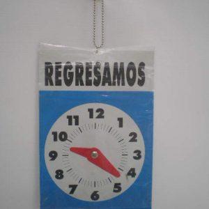 I-AZ195-051-XXTX ROTULO RELOJ 306.7960