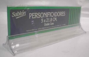 I-AZ195-095-XXTX PERSONIFICADOR CHICO COLOR CRISTAL 9913