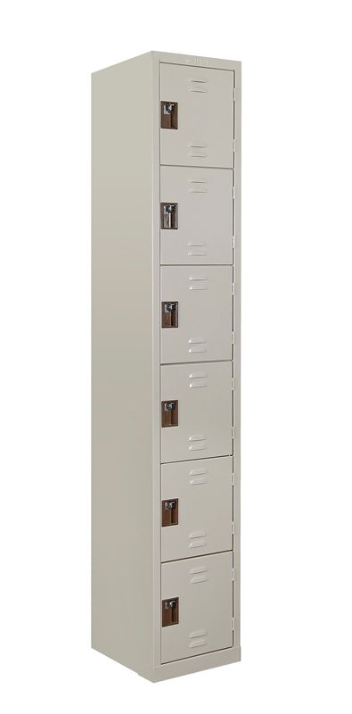 N-AM122-004 LOCKER INICIO 6 PUER.  MAR 185 CMS ALTURA