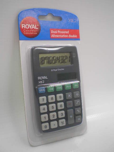 I-RY197-052 CALCULADORA XE2