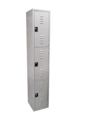 N-AM122-002 LOCKER INICIO 3 PUER.  MAR 185 CMS ALTURA