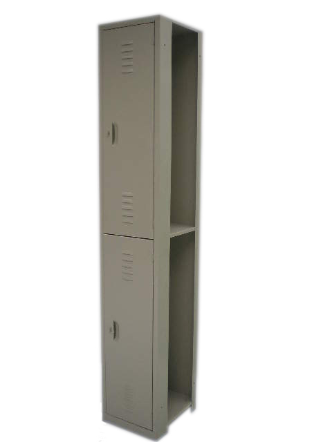 N-AM122-006 LOCKER INTER. 2 PUER. MAR 185 CMS ALTURA